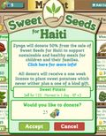 Sweet seeds haiti