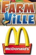 Farmville mcdonalds loga