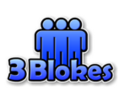 3blokes logo