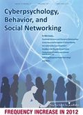 CyberpsychologyBehaviorbrandSocialNetworking