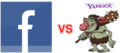 Facebook vs yahoo picture