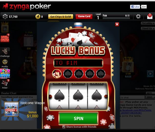Zynga poker on facebook not loading online pay poker sites