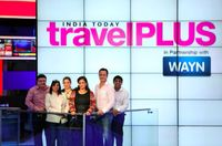 Wayn india today travel plus partnership