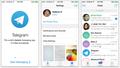 Telegram app screenshot